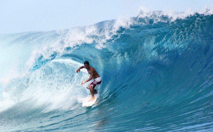 25 потрясающих фото серфинга