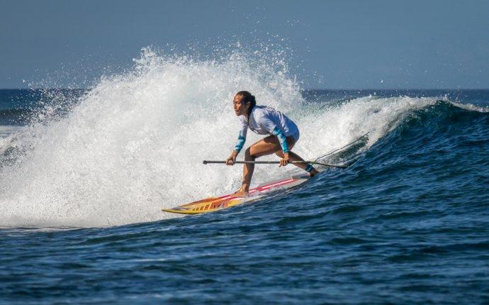 Чемпионат мира ISA по SUP-серфингу на Фиджи