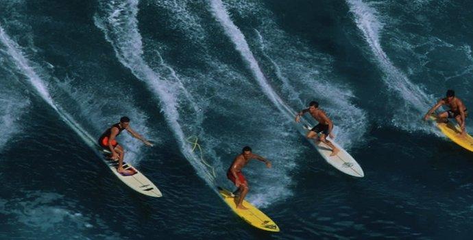 Dragon Tarifa - Уроки серфинга