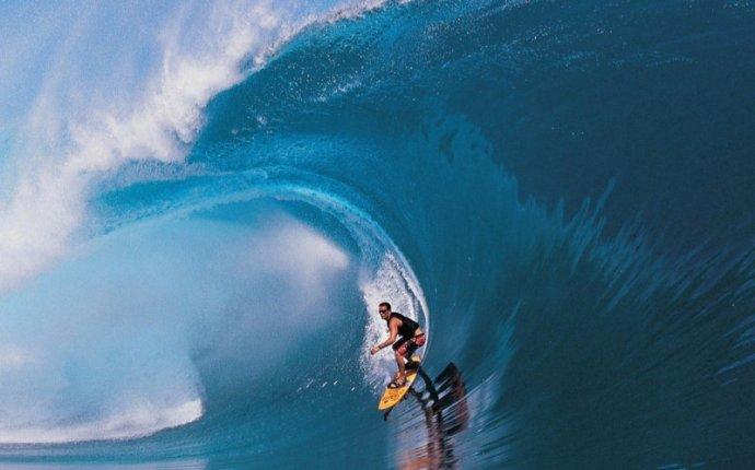 Где заниматься серфингом :: где катаются на серфинге :: Водные