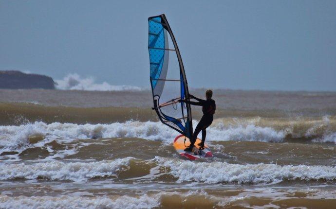 И снова много серфинга в Марокко | Windsurf Beauties camp