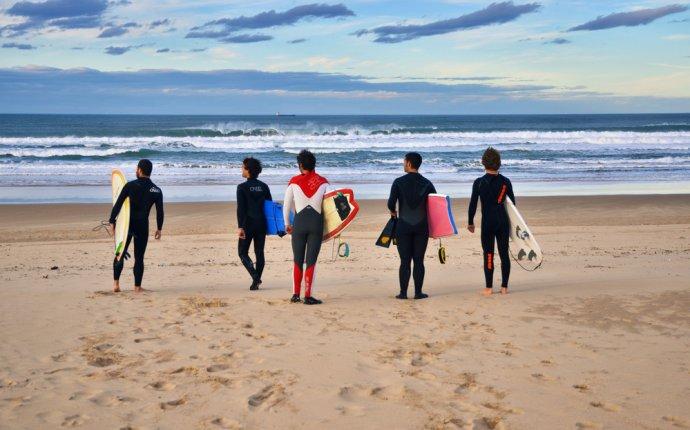 Интервью: как Дарья из Киева основала свою серф-школу на севере