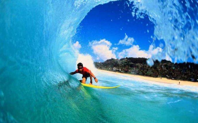 История возникновения серфинга | .travelmir.ru