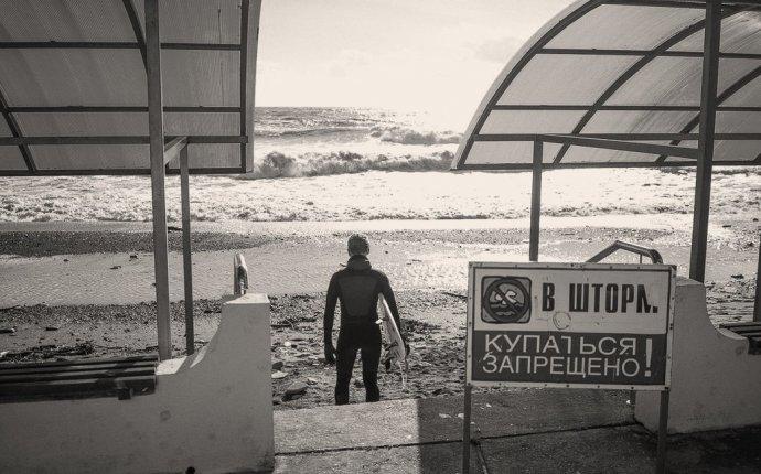 Как развивается классический сёрфинг у берегов России — FURFUR
