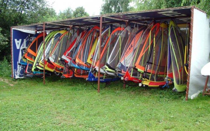Клуб Марабу — На Пироговском водохранилище