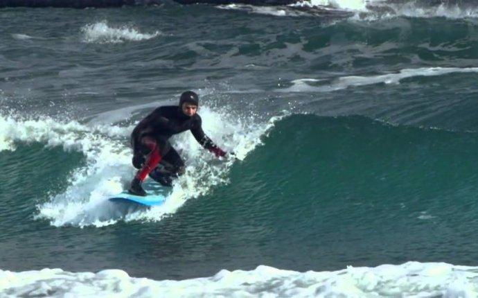 Кто сказал, что сёрфинг не для Сибири? World Surfing in Kamchatka