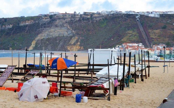 Курорт Назаре: достопримечательности и отдых