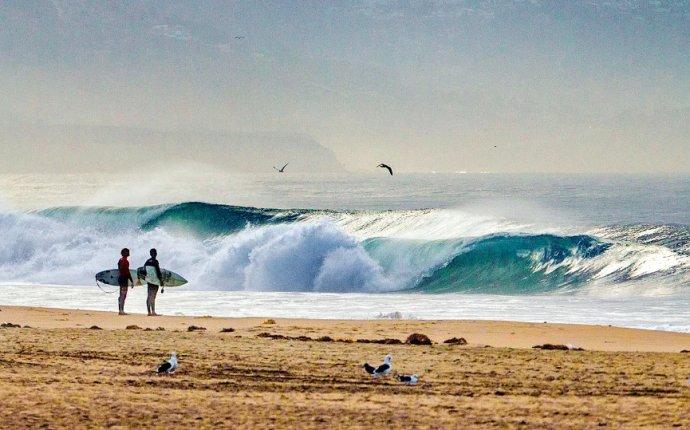 Лучшие пляжи для серфинга в Калифорнии • Brammels