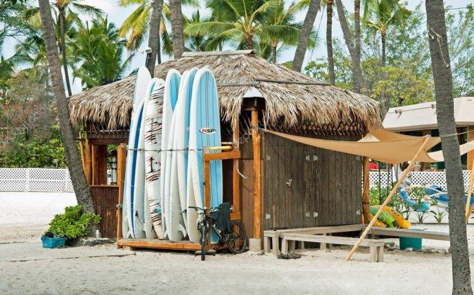 Магазин Прокат серфинга на пляже большой остров Гавайи Кона