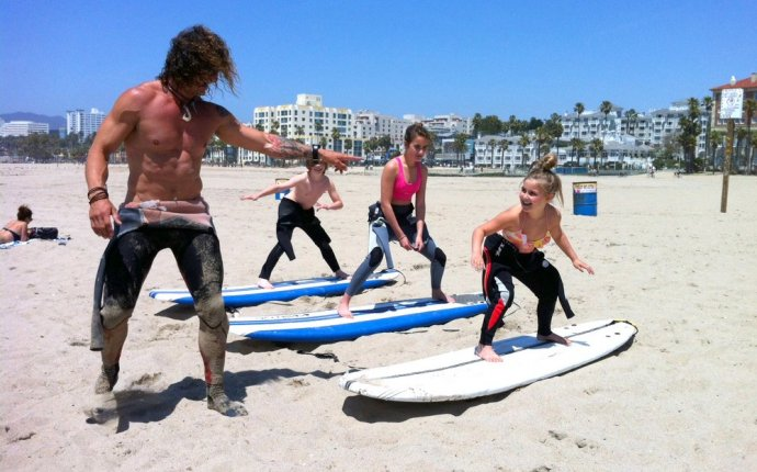 О сёрфинге в США - WorldRide