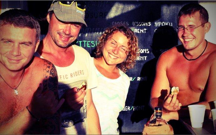 Обучение серфингу на Тенерифе - русская школа серфинга