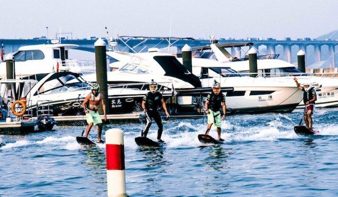 ОБЗОР ГОНОК «JET SURF WORLD RACE SERIES -2014» | Официальный