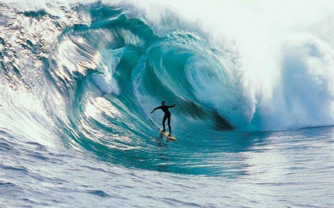 Остров Бали - рай для серфинга и танцев