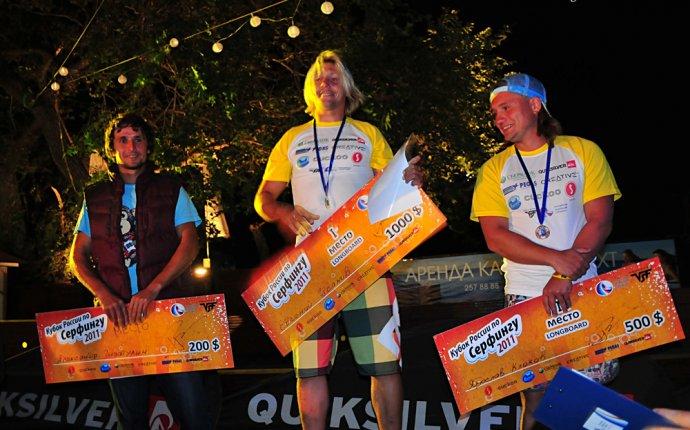 Отчёт о Чемпионате России по серфингу 2011 в г. Владивостоке