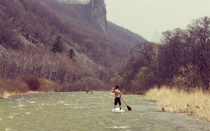 Открой Владивосток: SUP-серфинг