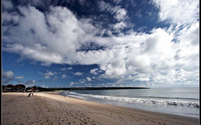 Пляж Джимбаран и его морепродукты Бали