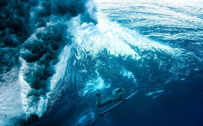 Подводный серфинг - ФОТОвести и слухи