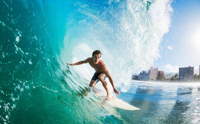 Серфинг как вид спорта
