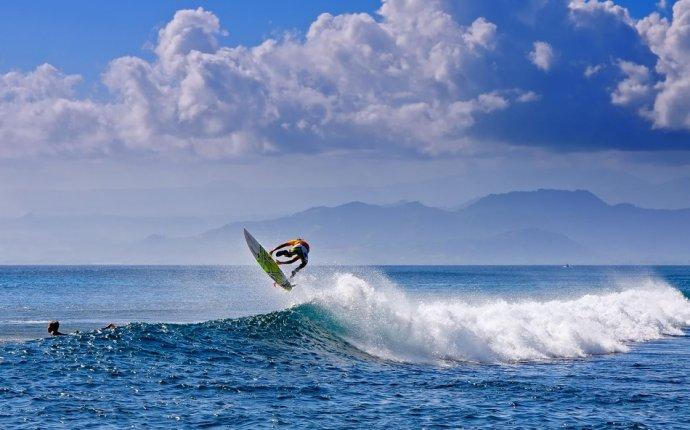 Серфинг на Бали. Лучшие пляжи для серфинга на острове Бали