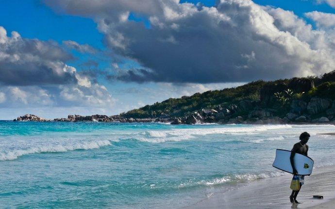 Серфинг на Сейшелах. Лучшие места для серфинга на Сейшелах