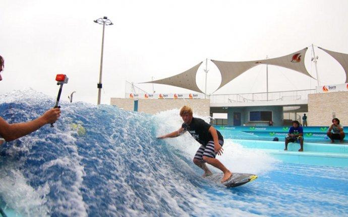 Серфинг симулятор в Москве - загрузить | Fleur Image