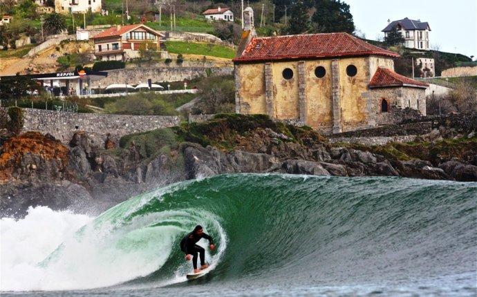 Серфинг в Испании. Испания по-русски - все о жизни в Испании