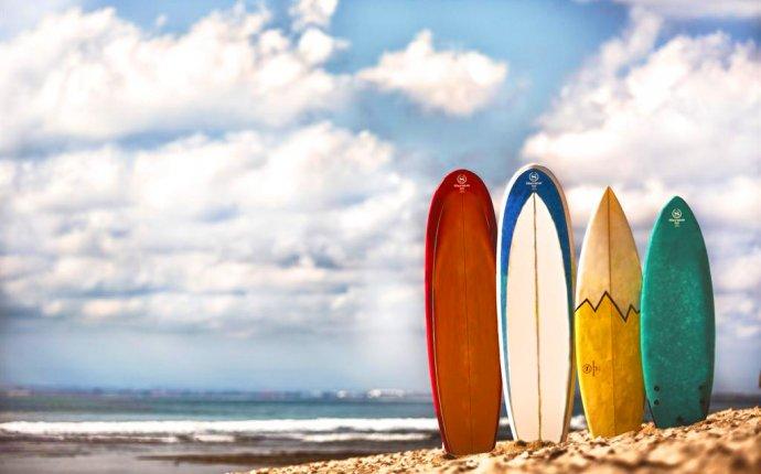 Серфинг в Куте на Бали - для новичков и профессионалов