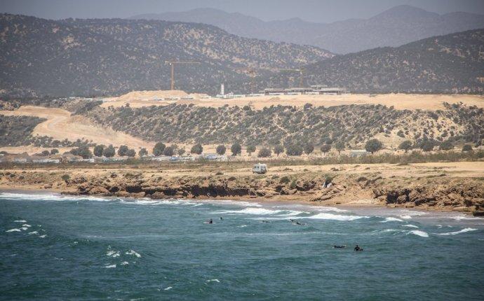Серфинг в Марокко глазами лыжника