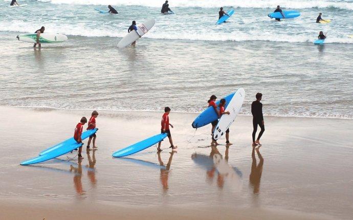 Серфинг в Португалии и Испании - Идеи и маршруты путешествий