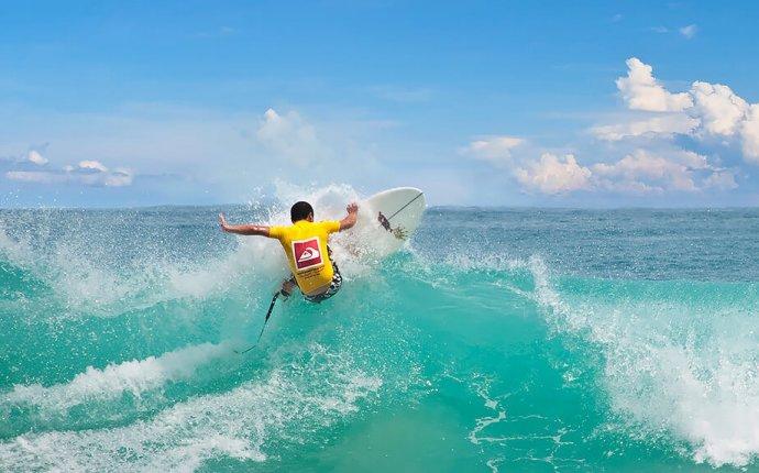 Серфинг в Тайланде - подробный обзор серф-спотов