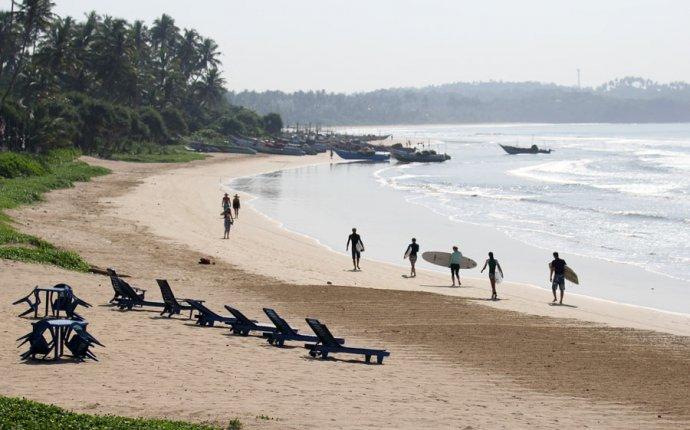 Шри-Ланка зовет! - Surf Discovery - русская школа серфинга на Бали