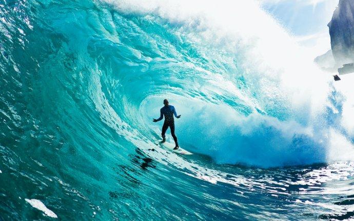 Сила серфинга • НОВОСТИ В ФОТОГРАФИЯХ
