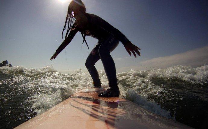 Сёрфинг в Чили (GreenWord.ru: Публикации)