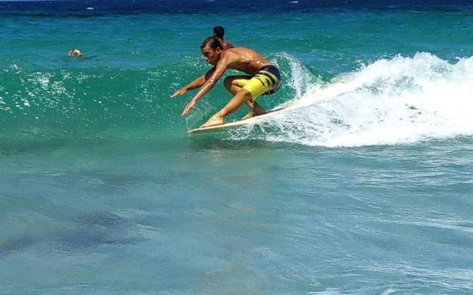 Сёрфинг в Италии