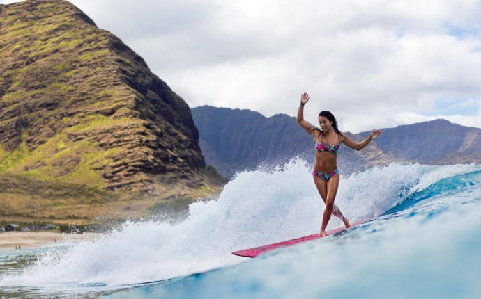 Солнце, пляж и… серфинг | Action Lab