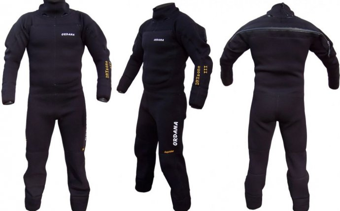 Сухой неопреновый костюм DRY ZONE - купить за 14850 грн :: Ordana