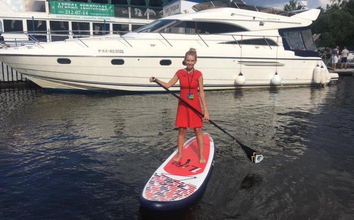 SUP серфинг в Москве – продажа, обучение, туры, аренда