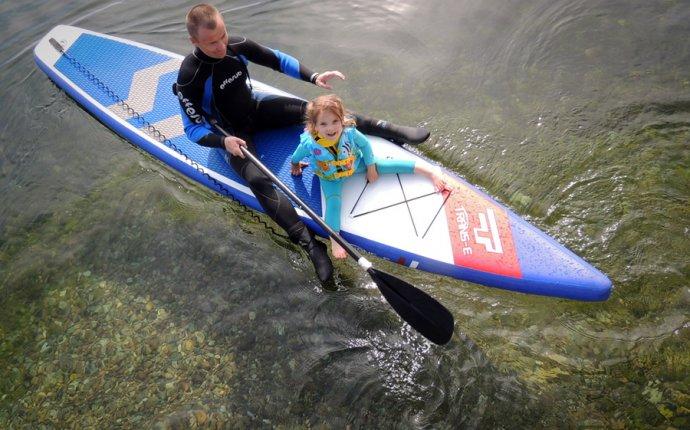 SUP Surfing (сап-серфинг) в Иркутске: продажа досок, услуги