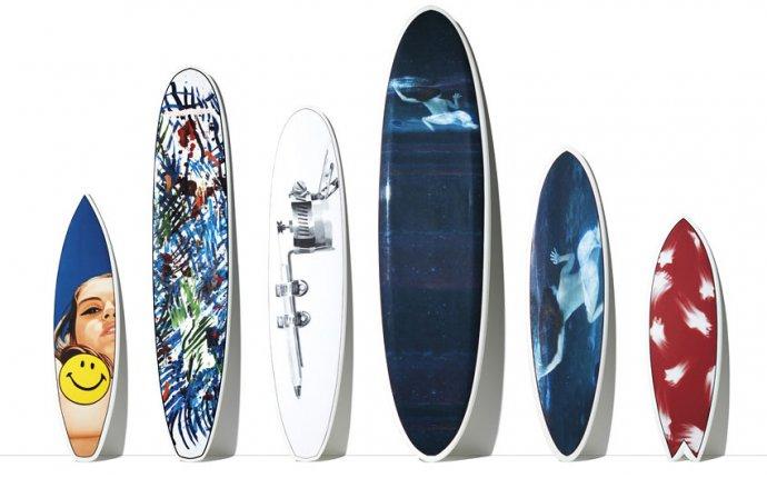 Tommy Hilfiger выпускает доски для серфинга | Мода | Выбор VOGUE