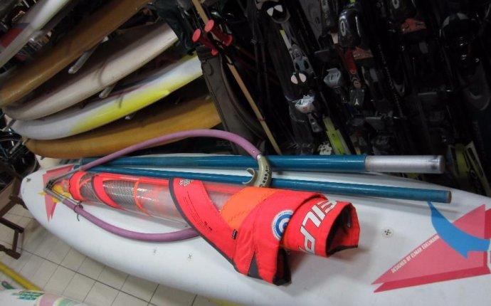 Виндсерфинг - Водные виды спорта - OLX.ua