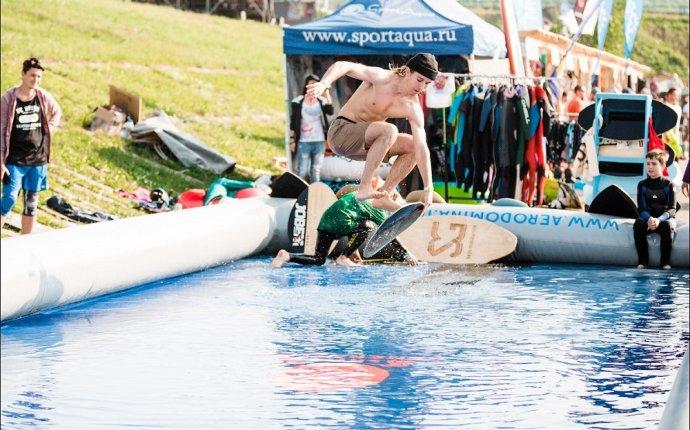 Всероссийский фестиваль культуры серфинга SURFEST